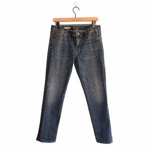 KFTK Catherine Boyfriend Straight Jeans